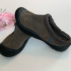 Skechers lined slip-on Womens shoes